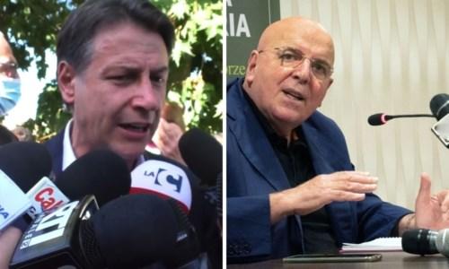 La polemicaConte in Calabria, Oliverio: «Il suo Governo contribuì ad affossare la sanità con il decreto Grillo»