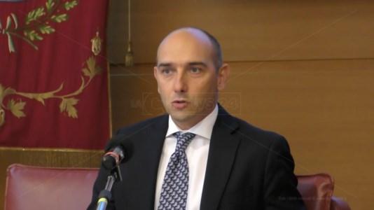 Il viceministro alle Infrastrutture, Alessandro Morelli