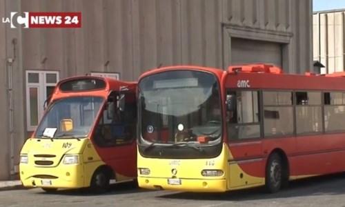Le elezioni si avvicinanoAmc Catanzaro, 31 autisti passano da part-time a tempo pieno per tre mesi ma i problemi dell'azienda restano