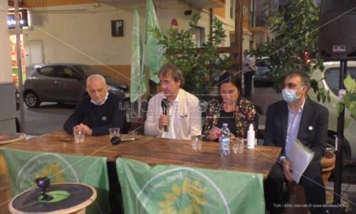Regionali 2021Transizione ecologica in Calabria, la «rivoluzione gentile e rigorosa» di Europa verde