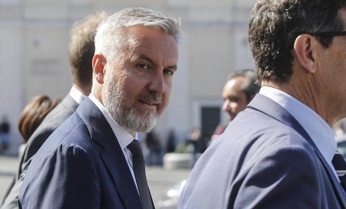 Il ministro Guerini