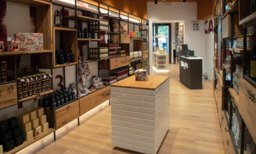 """Approda a Roma """"Callipo 1913"""": è il primo negozio dell'azienda calabrese fuori dai confini regionali"""