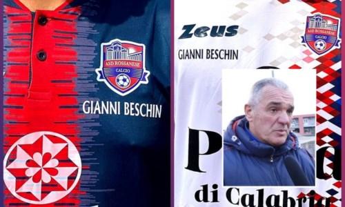 Calcio CalabriaLa Rossanese ricorda Gianni Beschin: il suo nome comparirà sulla maglietta ufficiale