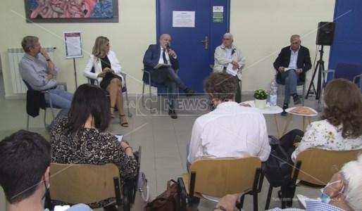 L'incontro ospitato nella Cittadella del Volontariato di Cosenza