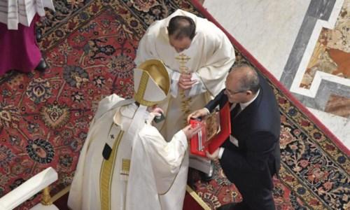 L'arte di Affidato firma il 50esimo anniversario del Consiglio delle Conferenze episcopali d'Europa