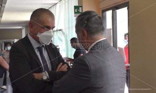 Oltre il commissariamentoCrotone, il sottosegretario Costa: «Alla sanità in Calabria servono investimenti e razionalizzazione»