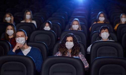 Emergenza pandemiaCovid: via libera del Cts per l'aumento della capienza di stadi, teatri e cinema