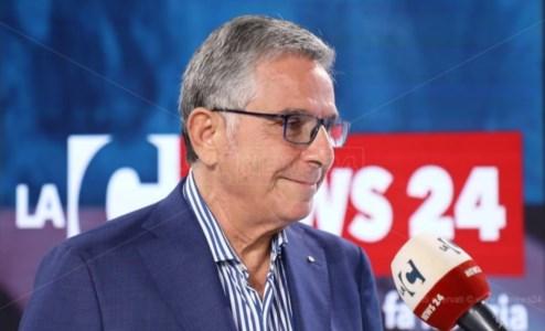 Elezioni CalabriaRegionali, l'ex primario Consoli in campo con Amalia Bruni: «Serve una rivoluzione culturale»