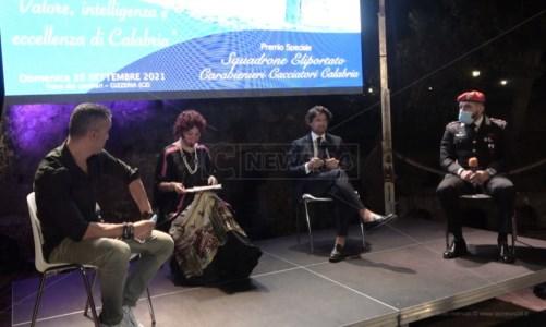 L'eventoPremio Caposuvero, riconoscimenti ai procuratori Bombardieri e Gratteri e al giornalista di LaC Pietro Comito