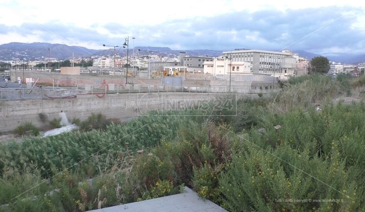Foce Torrente Calopinace Reggio Calabria