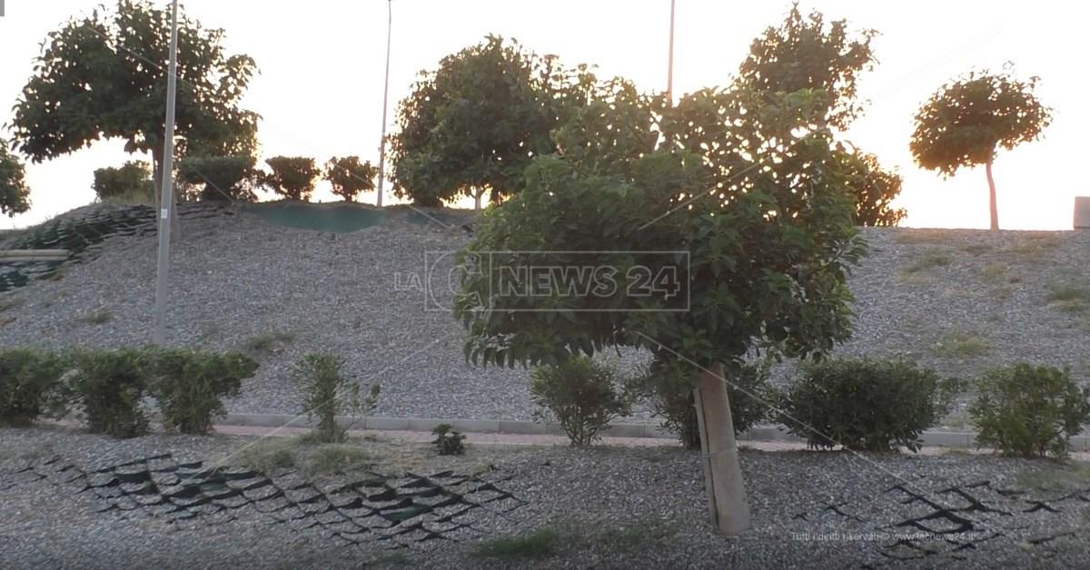 Parco Lineare Sud Collinetta Reggio Calabria