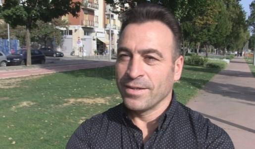 Il candidato sindaco Francesco Civitelli