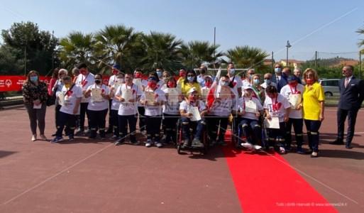 Sport e inclusione, l'associazione Girasoli della Locride premiata dai sindaci: «Non ci fermiamo qui»