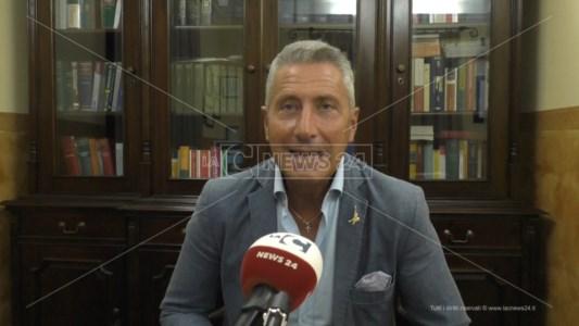 Il sindaco Biasi
