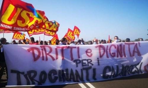 La protestaTirocinanti Calabria, Usb di nuovo in piazza l'11 ottobre a Catanzaro: «Fatte solo parole»