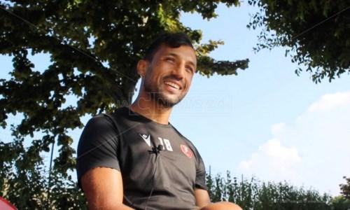L'intervistaReggina, il centrocampista Laribi si racconta: «Sogno un gol in Serie A»
