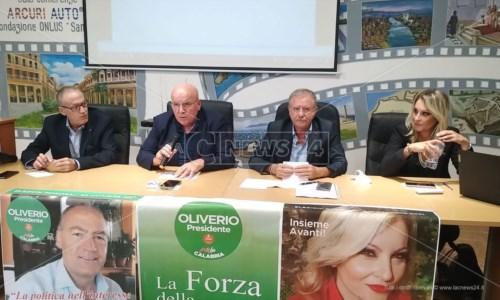 Verso le urneRegionali, Oliverio: «Non ci fermeremo alle elezioni, obiettivo è bloccare questa deriva coloniale»