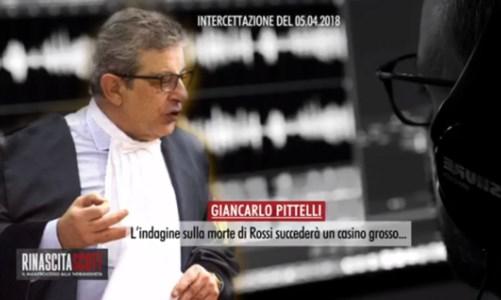 Esclusivo«David Rossi è stato ucciso»: l'intercettazione di Pittelli su Mps stasera nel format Rinascita Scott