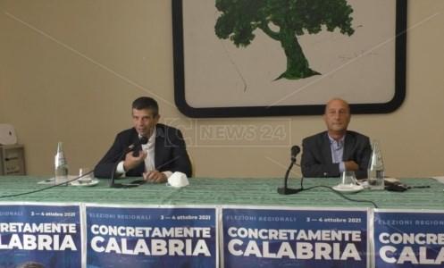 Maurizio Lupi e Nino Foti a Reggio Calabria