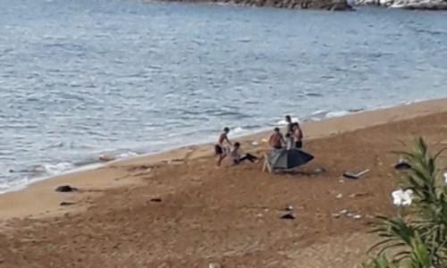 Crotone, arrestati presunti scafisti dello sbarco a Isola Capo Rizzuto