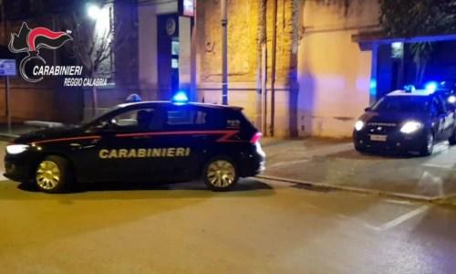Taurianova, controlli a tappeto dei carabinieri: denunce per possesso di armi e droga