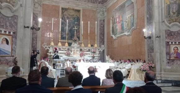 Chiesa in festaCatanzaro, beatificate Mariantonia Samà e Nuccia Tolomeo. Il Papa: «Punto di riferimento per tanti fedeli»