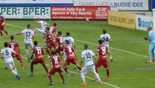 Serie CLa Vibonese delude ancora: contro il Potenza finisce 1-1