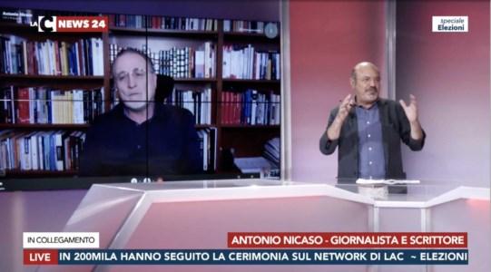 Elezioni regionali Calabria, Nicaso: «Pochi alle urne, le classi dirigenti deluso aspettative»
