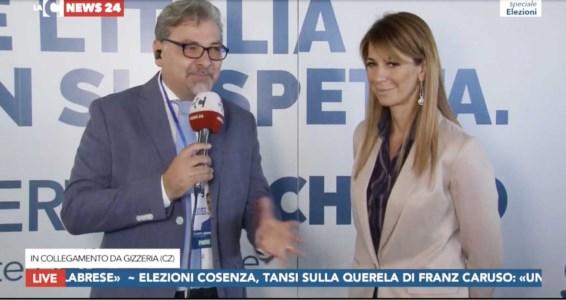 Elezioni regionali Calabria, dal quartier generale di Occhiuto: «Roberto ha già vinto»