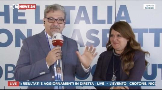 Elezioni regionali Calabria, Caligiuri (FI): «Quando il centrodestra deve competere trova sempre la quadra»