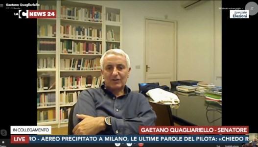 Regionali 2021Elezioni Calabria, il senatore Quagliariello: «Vince un esponente di primo piano non il civismo improvvisato»