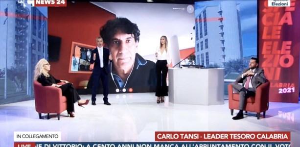 Elezioni regionali Calabria, Tansi (Tesoro Calabria): «Ho appoggiato Amalia Bruni e non il Pd»