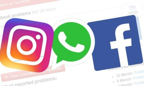 WhatsApp, Facebook e Instagram non funzionano. Down i social network di Zuckerberg