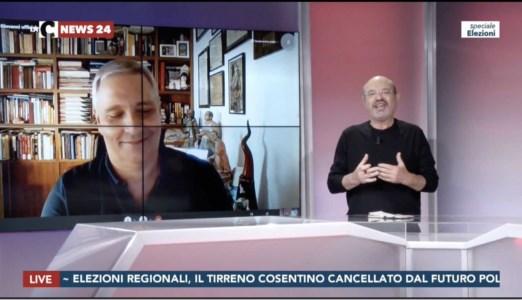 Regionali, lo scrittore Maurizio De Giovanni: «La Calabria può cambiare la propria narrazione»