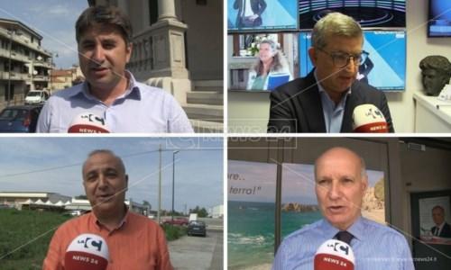 Regionali, rappresentanza completamente rinnovata nel Vibonese: ecco chi sono i 4 eletti