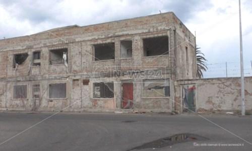 Il puntoPorto Crotone, verso la bonifica dell'ex area Sensi: «Zona strategica per lo sviluppo della città»