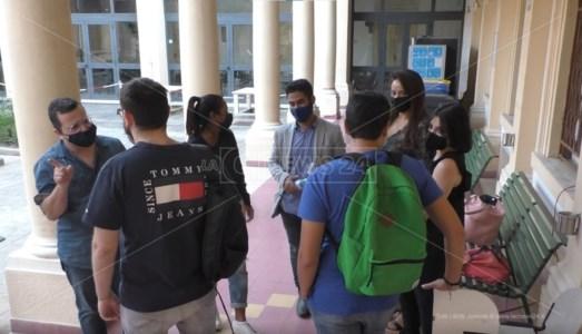 Studenti Università per Stranieri Dante Alighieri di Reggio Calabria
