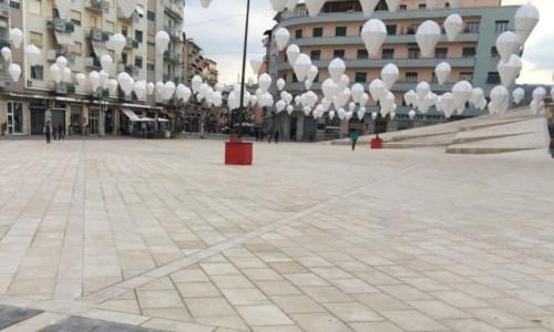 Piazza Bilotti a Cosenza