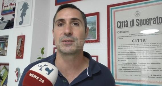 Politica calabreseDal comune di Soverato al consiglio regionale, la sfida di Ernesto Alecci