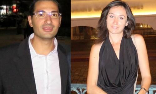Stanislao Acri e Daria Olivo