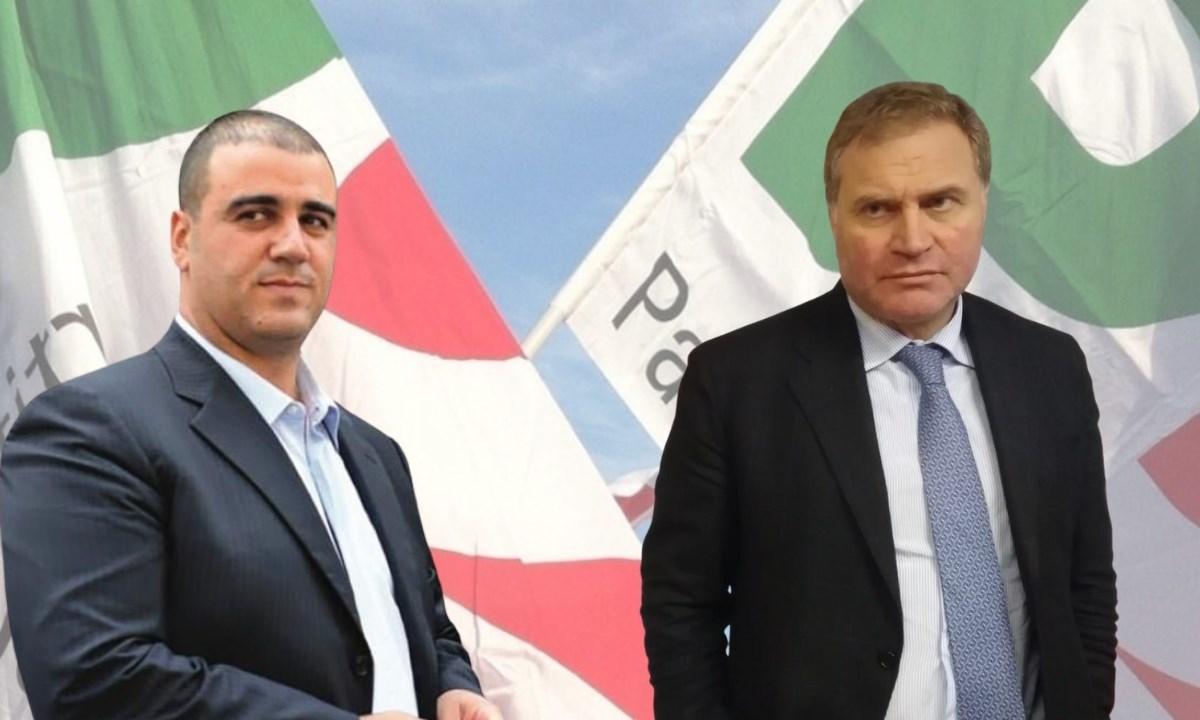 Gianluca Cuda e Stefano Graziano