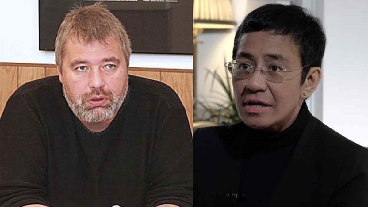 Dmitry Muratov e Maria Ressa, giornalisti insigniti del Nobel per la Pace