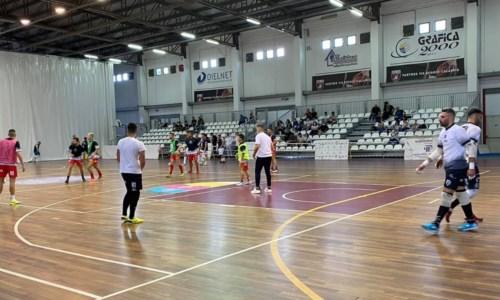 FutsalCalcio a 5, il Polistena perde all'esordio in A1. In Serie A2 inizio col botto per Cosenza e Bovalino