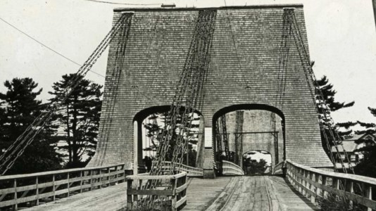 """Grandi meridionaliStoria di Luigi Giura, l'ingegnere del Sud che costruì il ponte """"impossibile"""" con l'acciaio di Calabria"""