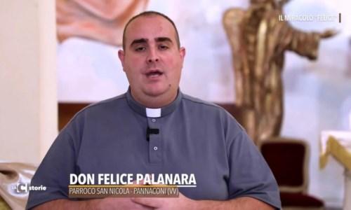 La testimonianzaDon Felice Palamara e il miracolo di don Mottola: «Stavo male, l'ho sognato e sono guarito»