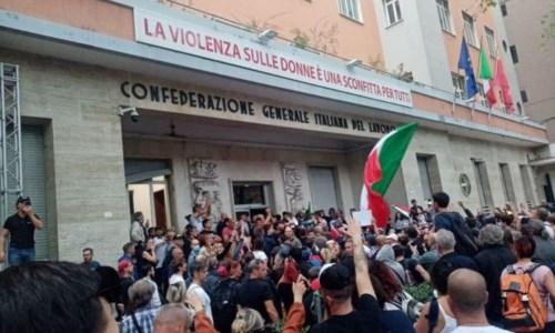 Uno scatto della manifestazione