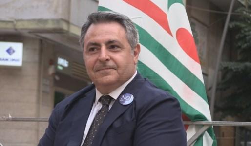 Il leader del Movimento NOI Fabio Gallo