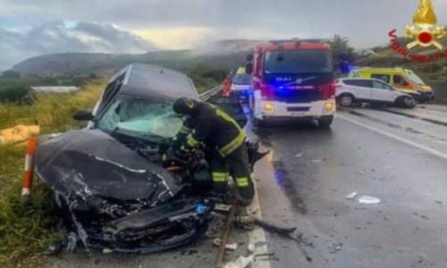 L'incidente di domenica a Tarsia