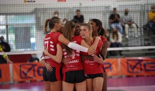 Pallavolo femminile A2, buona la prima di campionato per il Volley Soverato