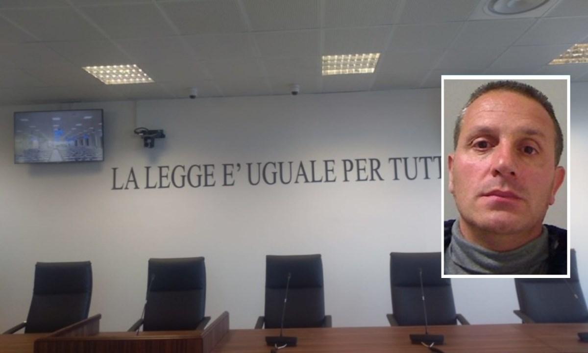 Nel riquadro, Gaetano Cannatà